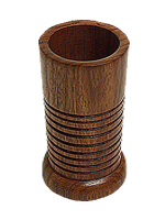 Chop Cup Wooden (Classic)