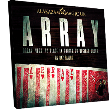 Array ( Baz Taylor and Alakazam )