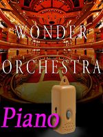 Wonder Orchestra Piano / Loud  ( King of Magic )