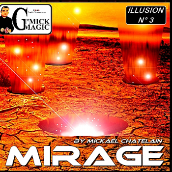 Mirage Rouge - Mickael Chatelain