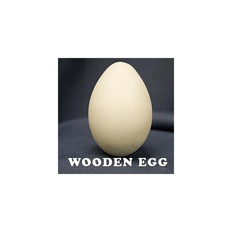 Oeuf En Bois - Wooden Eggs
