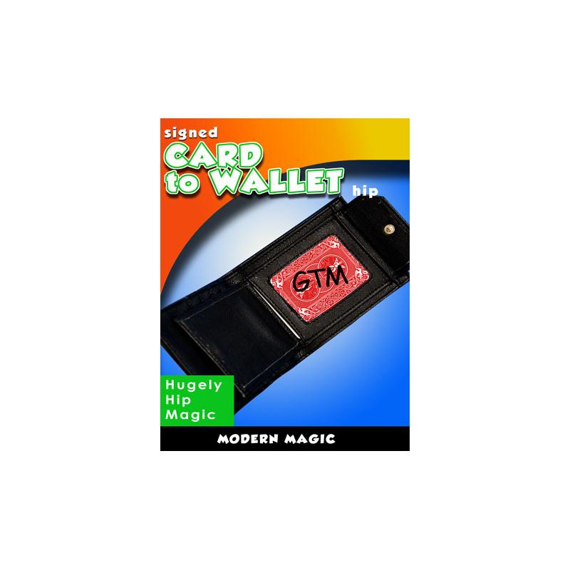Card in wallet - himber - shogun