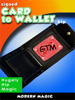 Card in wallet - himber - shogun