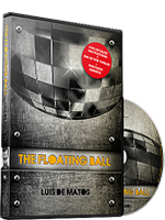 DVD The Floating Ball (DVD and Gimmick for Ball) ( Luis De Matos )