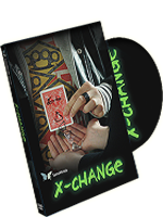 dvd X Change  ( Julio Montoro and SansMinds )
