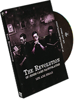 DVD The Révolution ( Lee Ang Hsuan )