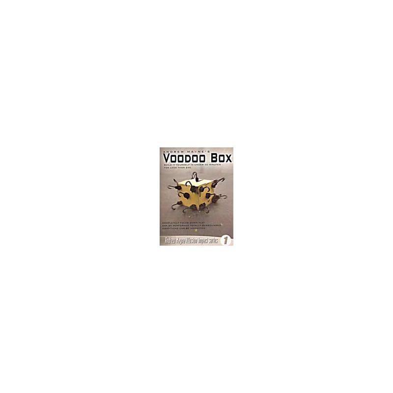 Livret Voodoo Box (Andrew Mayne )