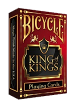 Bicycle King of King ( playing card )