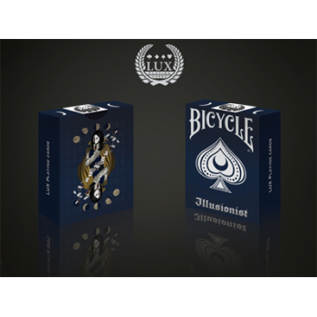 Bicycle Illusionist Deck Limited Edition Dark ( LUX )
