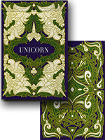 Unicorn  ( Elegance Emerald ) ( Aloy Design )