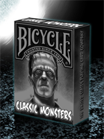 Bicycle Classic Monsters