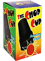 The chop cup Plastique