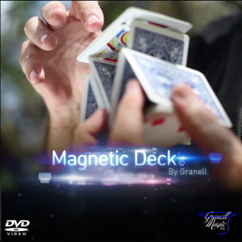Magnetic Deck (DVD and Gimmick) ( Granell )!!!