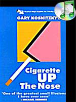 Cigarette dans le nez - cigarette up the nose!!!