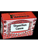 Canne à disparition rouge ( Fantasio )