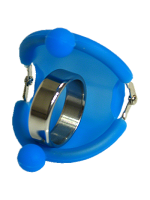 Neomagnetic Ring 22mm ( bague semi magnétic ) ( Leo Smetsers )