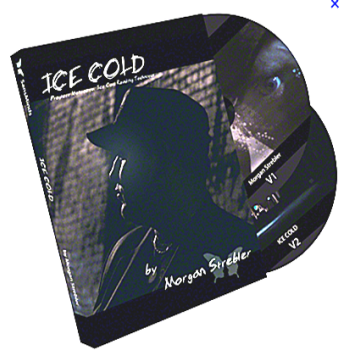 DVD Ice Cold Propless Mentalism (2 DVD Set) Limited Edition