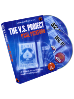 The VS Project (2 DVD) ( Paul Pickford )!!!