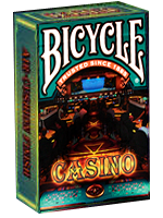 Bicycle Casino Playing Cards ( Collectable )