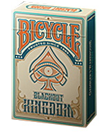 Bicycle Blackout Kingdom (Light Shade) ( Gambler's Warehouse )