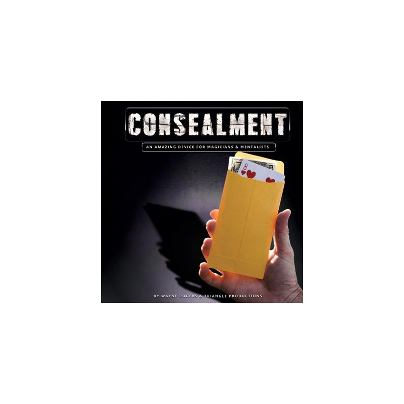 ConSealment ( Wayne Rogers )