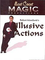 DVD Illusive Actions, Moreland