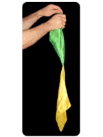 """Double Color Changing Silk 9"""""""