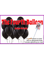 The Fourth Balloon ( Quique Marduk )