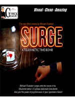 Surge rouge ( Michael Chatelain ) 29.00€