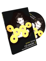 DVD CD Magic Volume 2 ( Jordan Gomez)