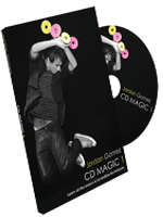 DVD Cd Magic Volume 1 ( Jordan Gomez )