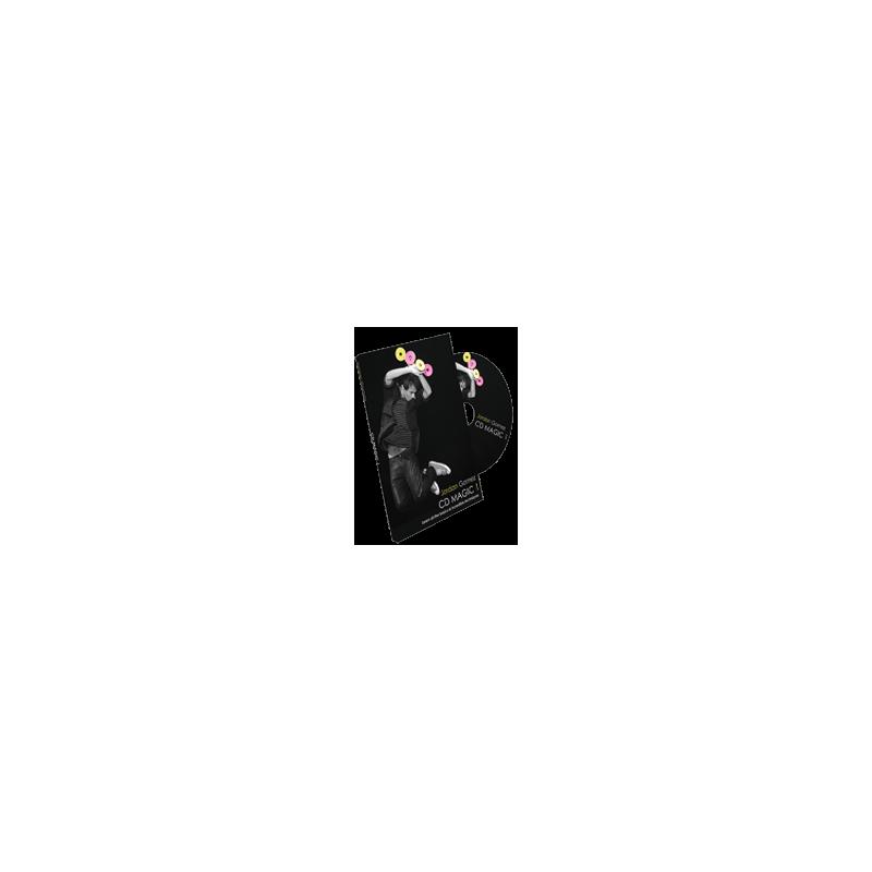 DVD Cd Magic Volume 1 ( Jordan Gomez )