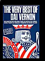 Livre The very best of Dai Vernon 2eme Edition