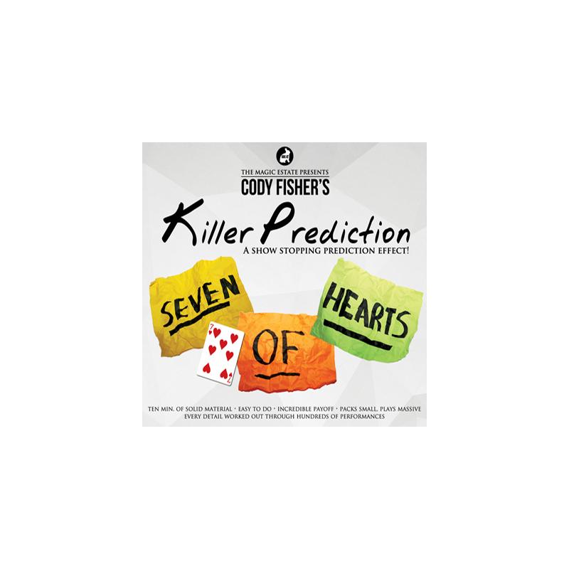 Killer Prediction - Cody Fisher
