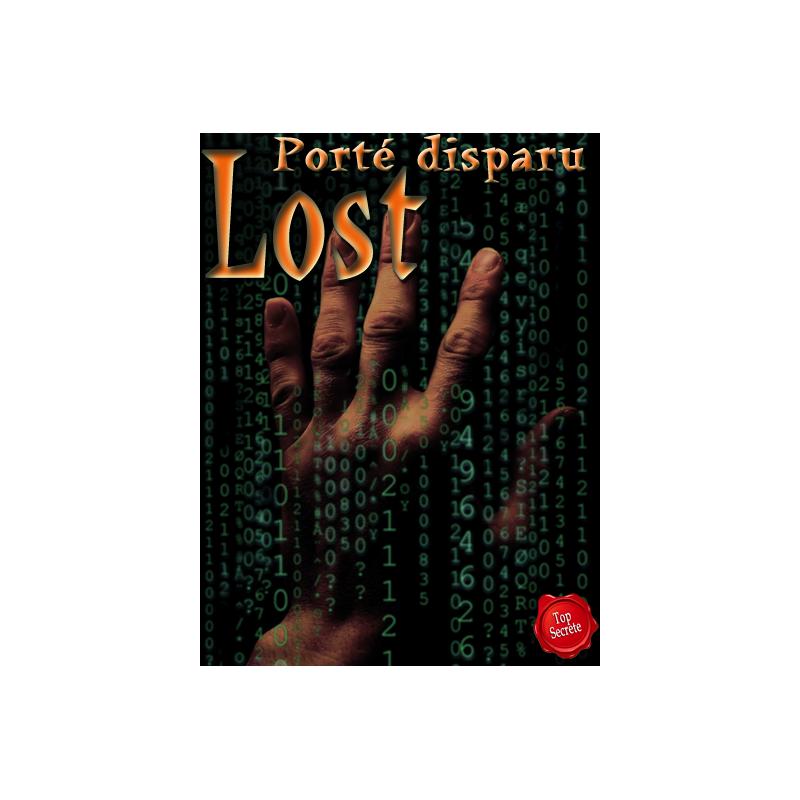 Lost portés disparus (canolle jerome)