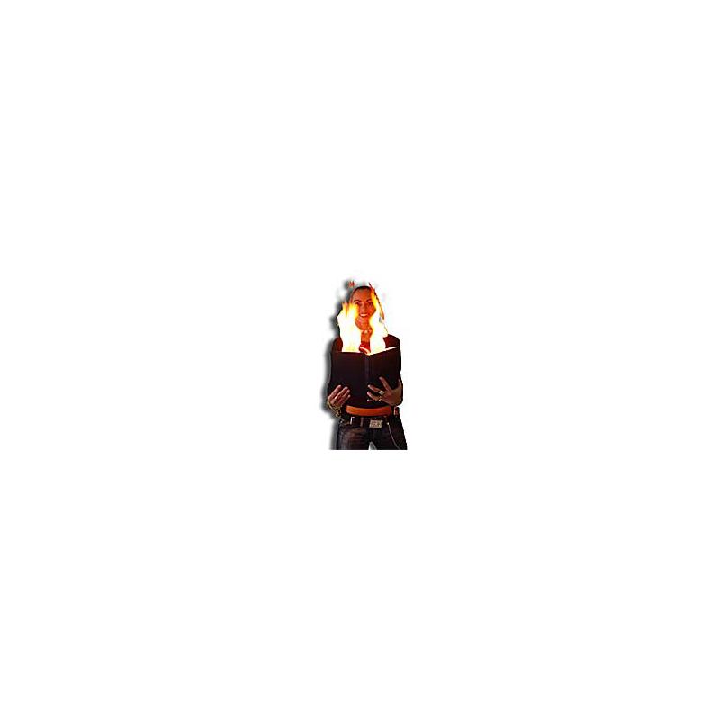 Livre en feu - Hot book