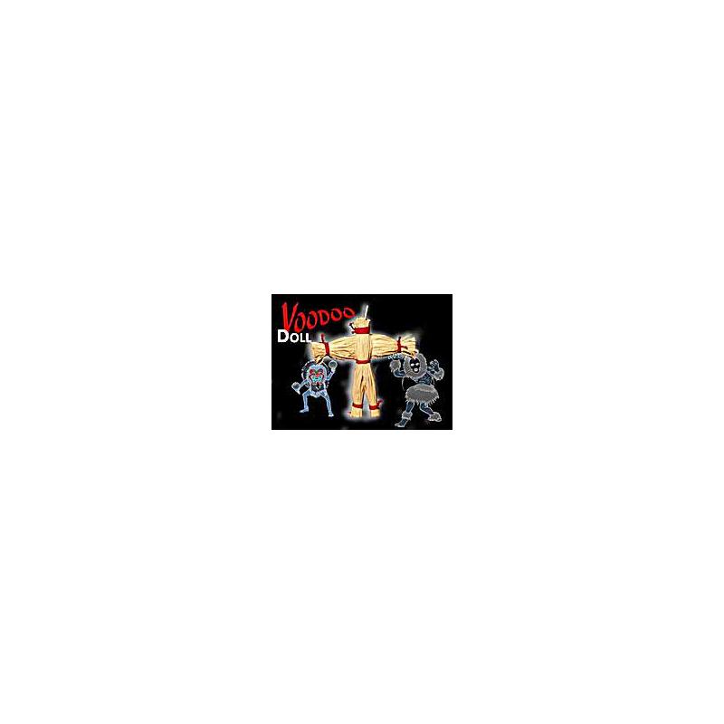 Poupée vaudoo - voodoo doll