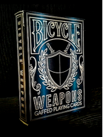 Weapons Gaff deck ( Eric Ross )