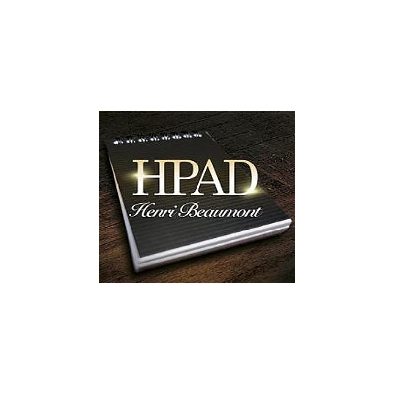 Hpad - Henri Beaumont