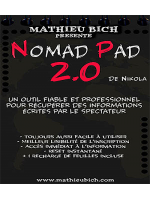 The Nomad Pad 2.0 ( Nikola Pelletier & Mathieu Bich )