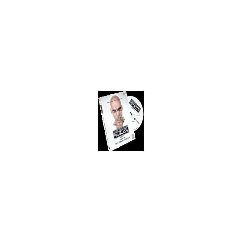 DVD Metalism: Episode 01 - Self Bending Paperclip  Menny Lindenfeld