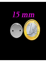 Aimant a coudre - bouton 15 mm