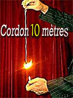 Cordon Flash 10 mètres