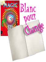 Coloring Book  blanc ( vierge )