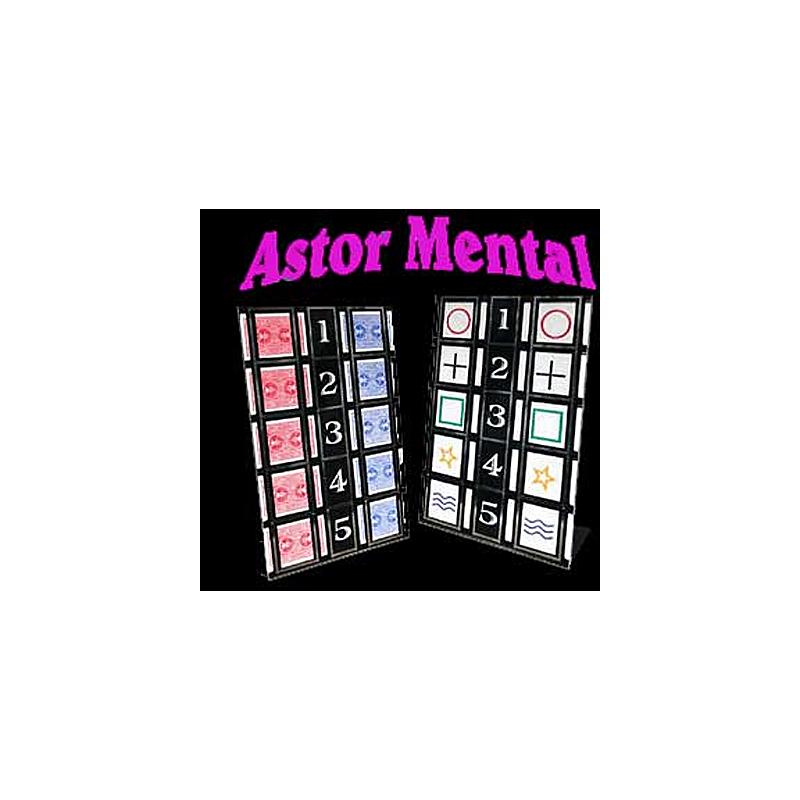 Astor Mental ( Cadre mentalisme ESP )