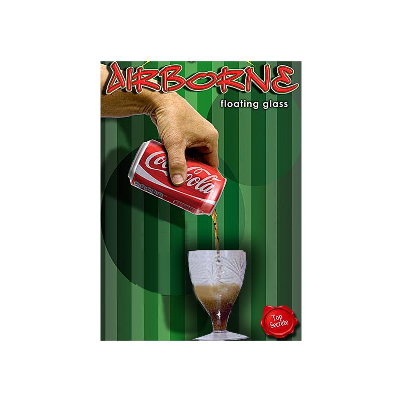 Airborne Coca Cola