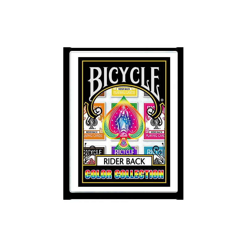 Coffret bicycle color collection 9 jeux