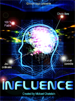 INFLUENCE ROUGE ( Mickael Chatelain )