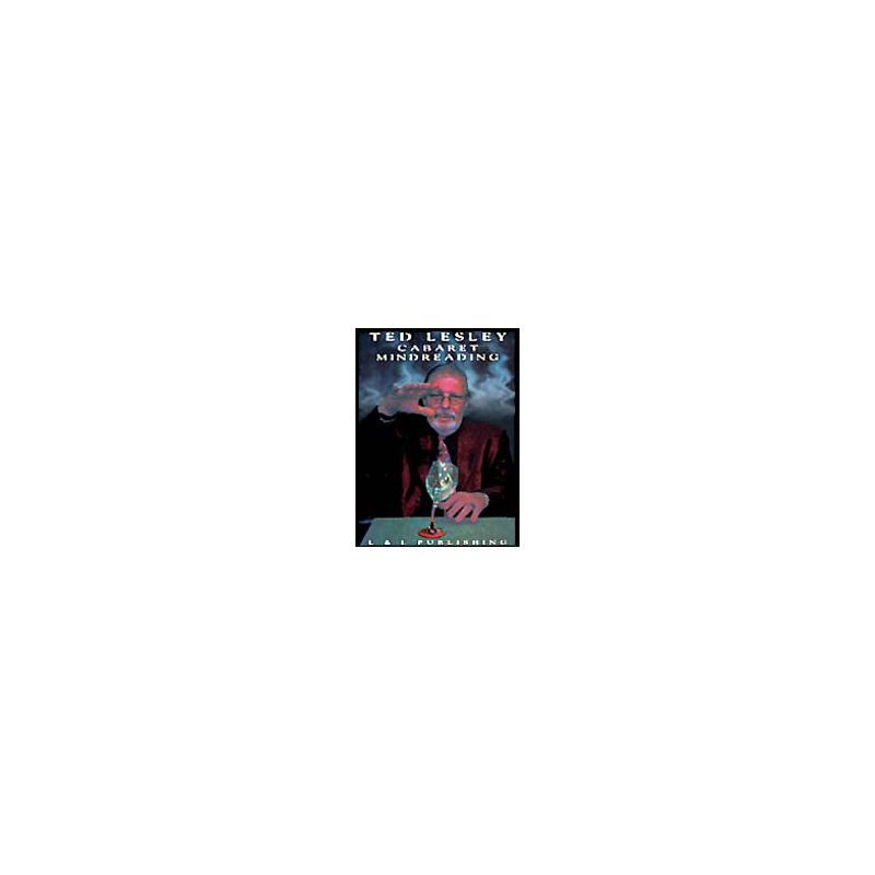 DVD Ted Lesley Cabaret Mindreading Vol1