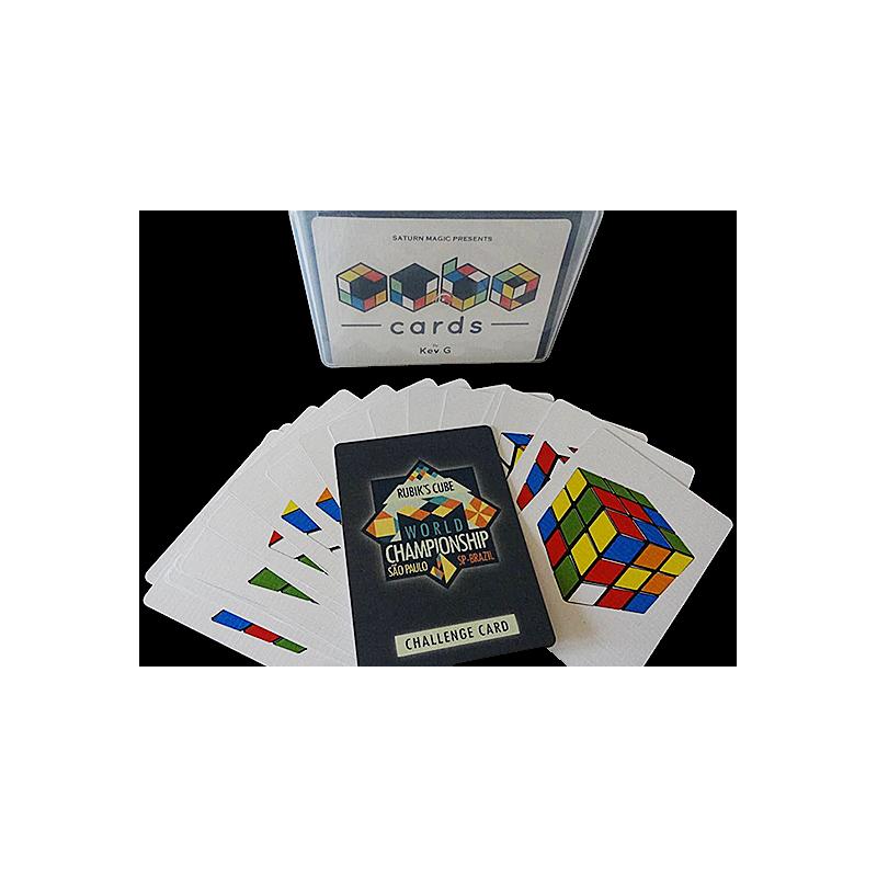 Cube Cards - Saturn Magic